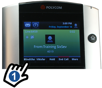 Polycom VVX 500 and 600 Series